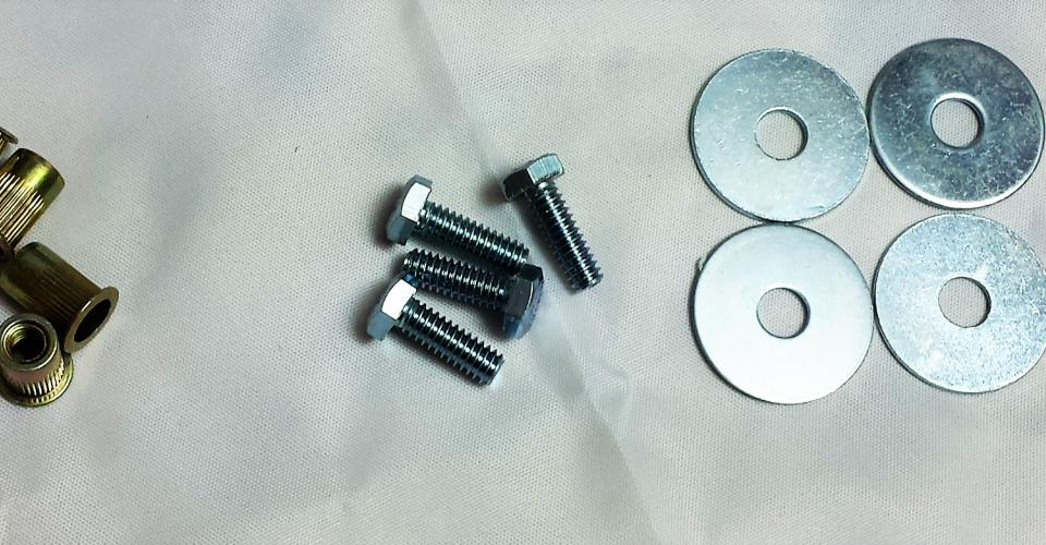 Cargo Vault hardware pack