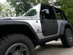 Jeep Wrangler Half Doors | Jeep JK Half Doors
