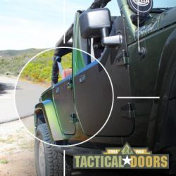 jeep wrangler unlimited half doors